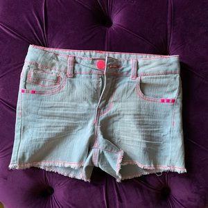 Cherokee Denim Shorts